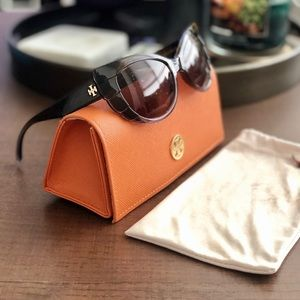 Tory Burch Cat Eye Sunglasses